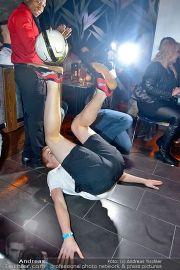 Kicker mit Herz - Baku Lounge - Mi 19.12.2012 - 15