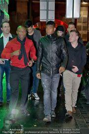 Kicker mit Herz - Baku Lounge - Mi 19.12.2012 - 29
