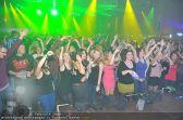 Burnout Clubbing - DonauhalleTulln - Sa 07.01.2012 - 18