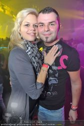 Burnout Clubbing - DonauhalleTulln - Sa 07.01.2012 - 30