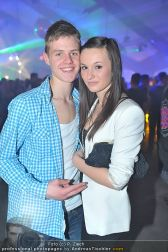 Fusion Clubbing - Holzhalle Tulln - Sa 31.03.2012 - 15
