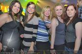 Osterclubbing - Holzhalle Tulln - Sa 07.04.2012 - 18