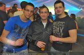 Osterclubbing - Holzhalle Tulln - Sa 07.04.2012 - 21