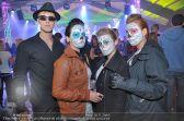 Halloween Clubbing - Holzhalle Tulln - Mi 31.10.2012 - 2