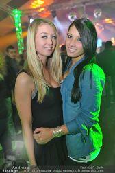 Halloween Clubbing - Holzhalle Tulln - Mi 31.10.2012 - 25