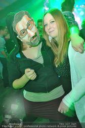 Halloween Clubbing - Holzhalle Tulln - Mi 31.10.2012 - 37