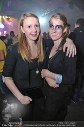 Halloween Clubbing - Holzhalle Tulln - Mi 31.10.2012 - 45