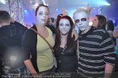Halloween Clubbing - Holzhalle Tulln - Mi 31.10.2012 - 49