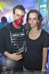 Halloween Clubbing - Holzhalle Tulln - Mi 31.10.2012 - 79
