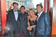 Romy Gala - Red Carpet - Hofburg - Sa 21.04.2012 - 17