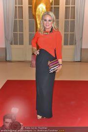 Romy Gala - Red Carpet - Hofburg - Sa 21.04.2012 - 23