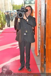 Romy Gala - Red Carpet - Hofburg - Sa 21.04.2012 - 25