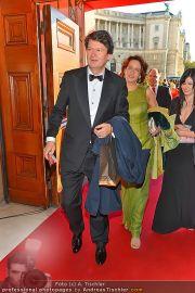 Romy Gala - Red Carpet - Hofburg - Sa 21.04.2012 - 28