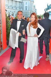 Romy Gala - Red Carpet - Hofburg - Sa 21.04.2012 - 42