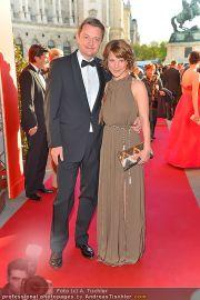 Romy Gala - Red Carpet - Hofburg - Sa 21.04.2012 - 8