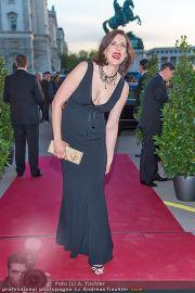 Romy Gala - Red Carpet - Hofburg - Sa 21.04.2012 - 88