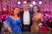 Le Grand Bal VIP - Hofburg - Mo 31.12.2012 - 111