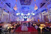 Le Grand Bal VIP - Hofburg - Mo 31.12.2012 - 16