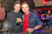 Birthday Club - Melkerkeller - Fr 05.10.2012 - 19