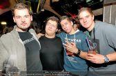 Dadchelor Party - Melkerkeller - Sa 01.12.2012 - 21