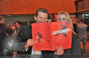 Stomp Premiere - MQ Halle E - Di 31.01.2012 - 13