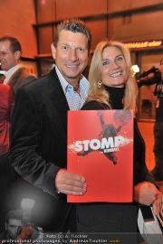 Stomp Premiere - MQ Halle E - Di 31.01.2012 - 6