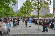Ground Zero - New York City - Sa 19.05.2012 - 17