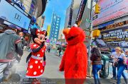 Times Square - New York City - Sa 19.05.2012 - 17