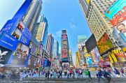 Times Square - New York City - Sa 19.05.2012 - 19