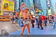 Times Square - New York City - Sa 19.05.2012 - 2