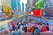 Times Square - New York City - Sa 19.05.2012 - 21
