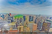 Top of the Rock - New York City - Sa 19.05.2012 - 21