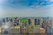 Top of the Rock - New York City - Sa 19.05.2012 - 22