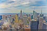 Top of the Rock - New York City - Sa 19.05.2012 - 23