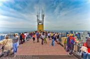 Top of the Rock - New York City - Sa 19.05.2012 - 7