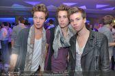 Club Fusion - Babenberger Passage - Fr 09.11.2012 - 20