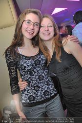 Club Fusion - Babenberger Passage - Fr 07.12.2012 - 14