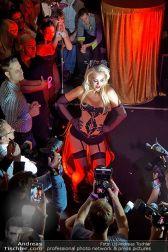 Burlesque Show - Platzhirsch - Sa 13.10.2012 - 16