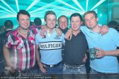 Amnesia - Praterdome - So 08.04.2012 - 15
