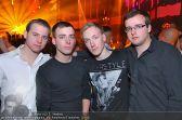 Saturday Night - Praterdome - Sa 14.04.2012 - 2