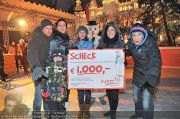 Superfit Charity - Rathausplatz - Mi 01.02.2012 - 11