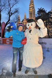 Superfit Charity - Rathausplatz - Mi 01.02.2012 - 2