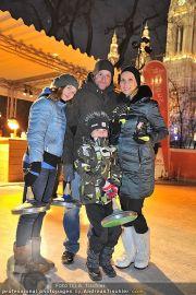 Superfit Charity - Rathausplatz - Mi 01.02.2012 - 9