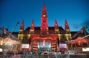 Lifeball Probe - Rathaus - Fr 18.05.2012 - 18