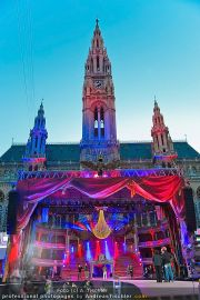 Lifeball Probe - Rathaus - Fr 18.05.2012 - 6