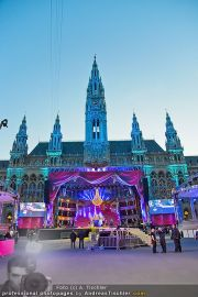 Lifeball Probe - Rathaus - Fr 18.05.2012 - 9