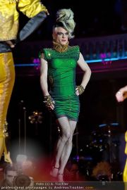 Lifeball Fashionshow - Rathaus - Sa 19.05.2012 - 30
