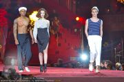 Lifeball Fashionshow - Rathaus - Sa 19.05.2012 - 50