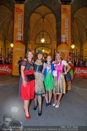 Almdudlerball 2 - Rathaus - Fr 07.09.2012 - 4