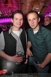 People on Party - Gandenlos - Fr 27.01.2012 - 17